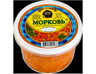 Морковь в маринаде 200 г