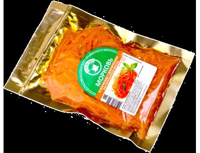 Морковь в маринаде 150 г